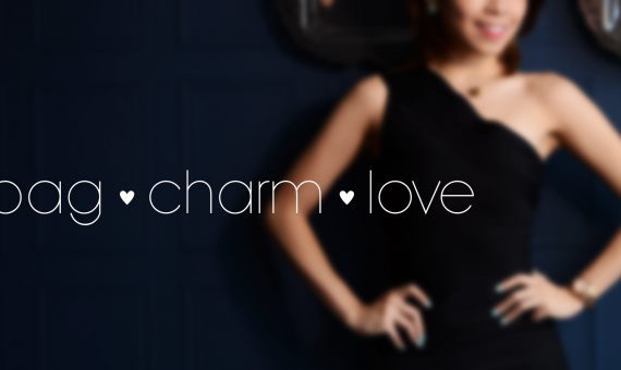 Bag Charm Love Banners